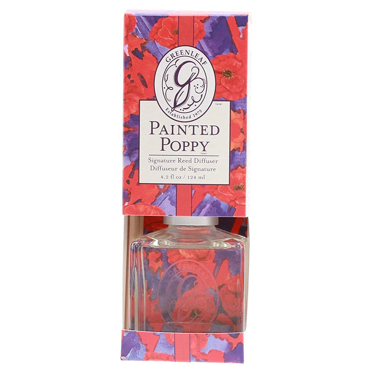Painted Poppy - Reed Diffuser