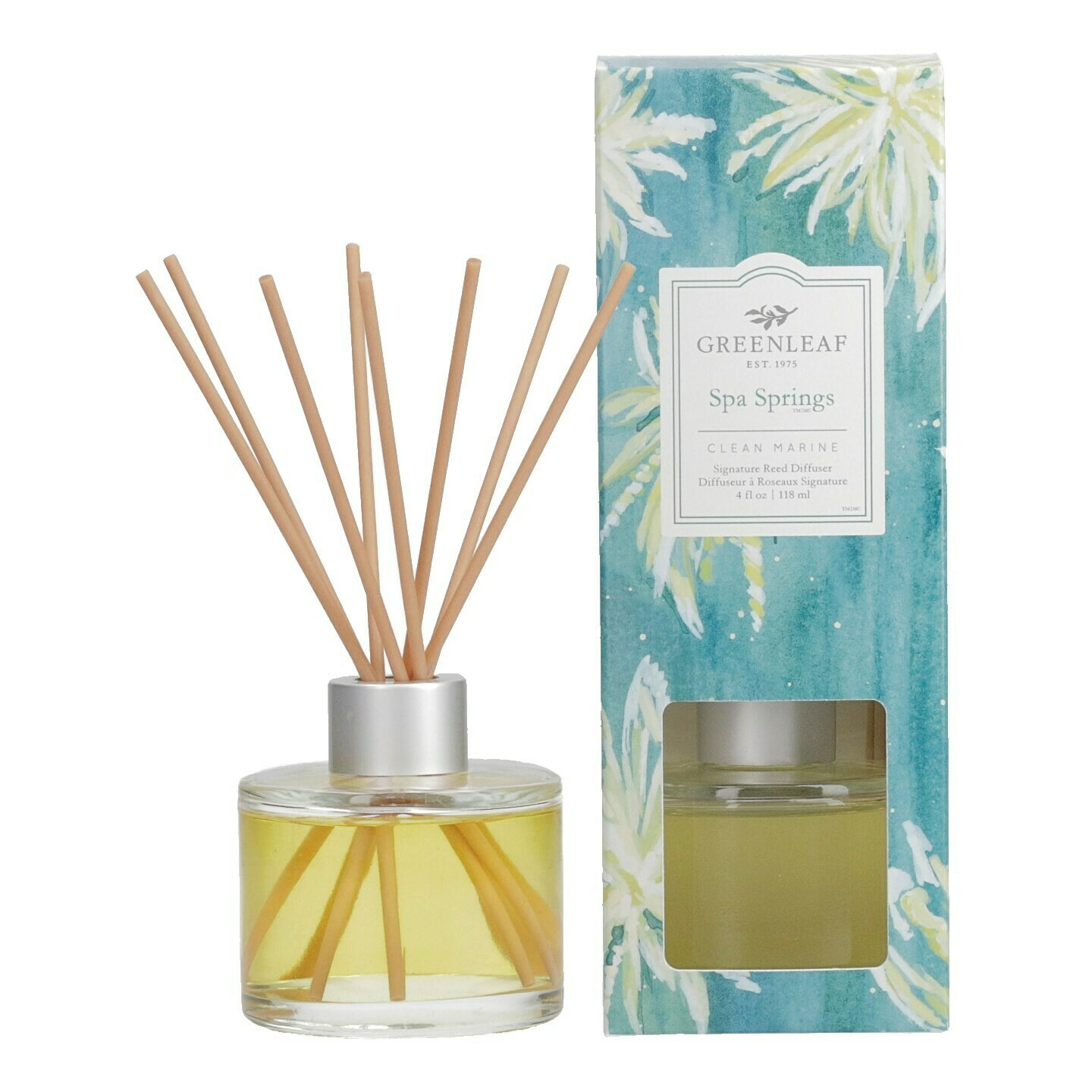 Spa Springs - Reed Diffuser (FINAL SALE)