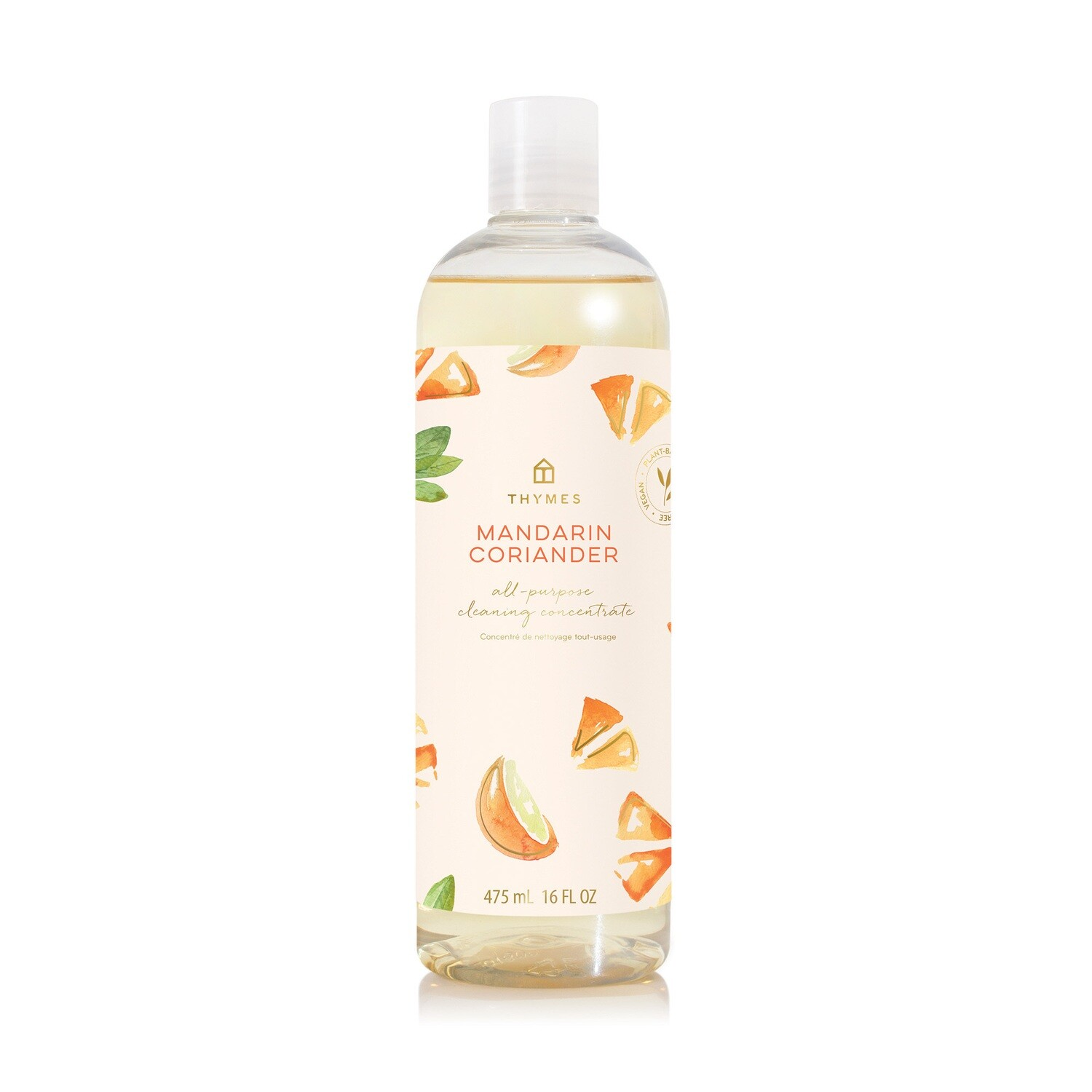 Mandarin Coriander All-Purpose Cleaning Concentrate