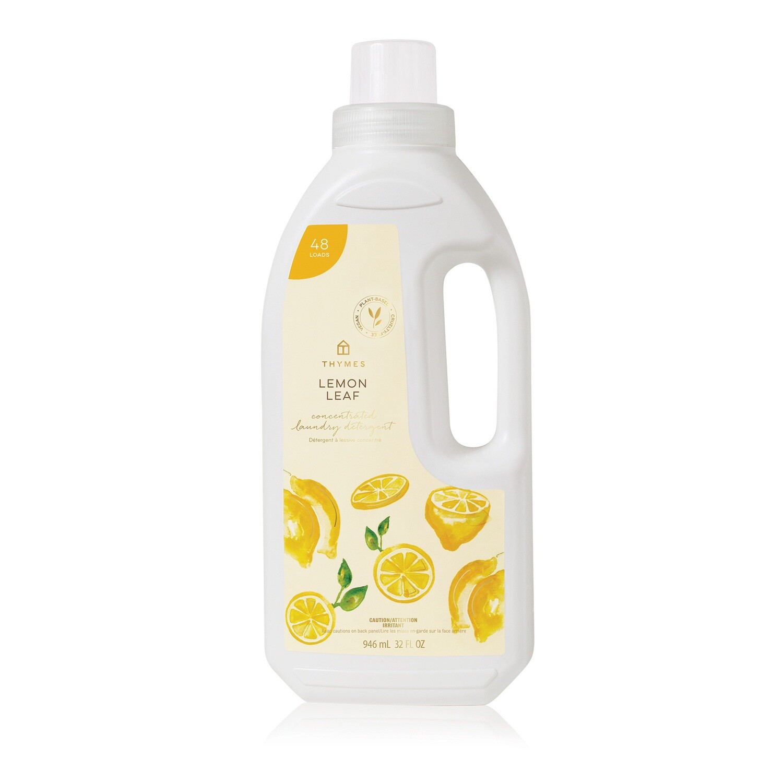 Lemon Leaf Concentrated Laundry Detergent