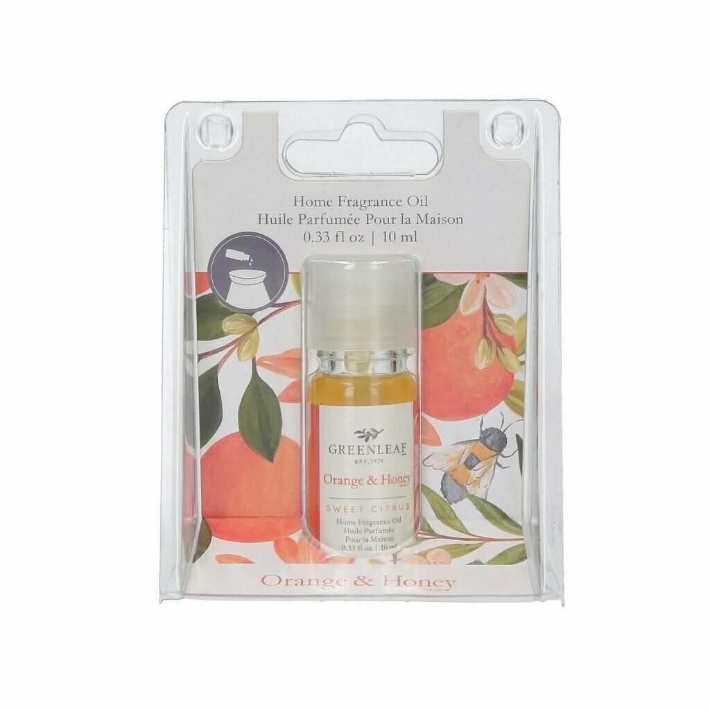 Orange & Honey - Home Fragrance Oil