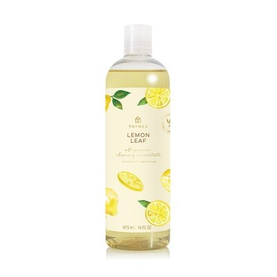 Lemon Leaf All-Purpose Cleaning Concentrate