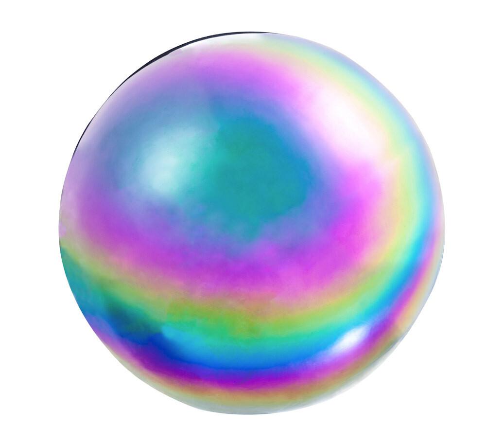 Metallic Wonder Stainless Steel Gazing Ball