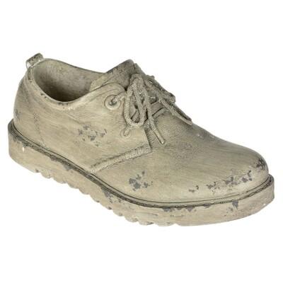 Grey Shoes Flower Pot