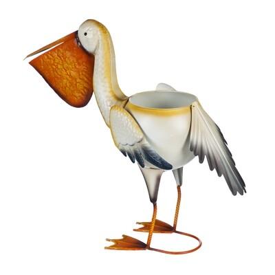 Delray Pelican Planter