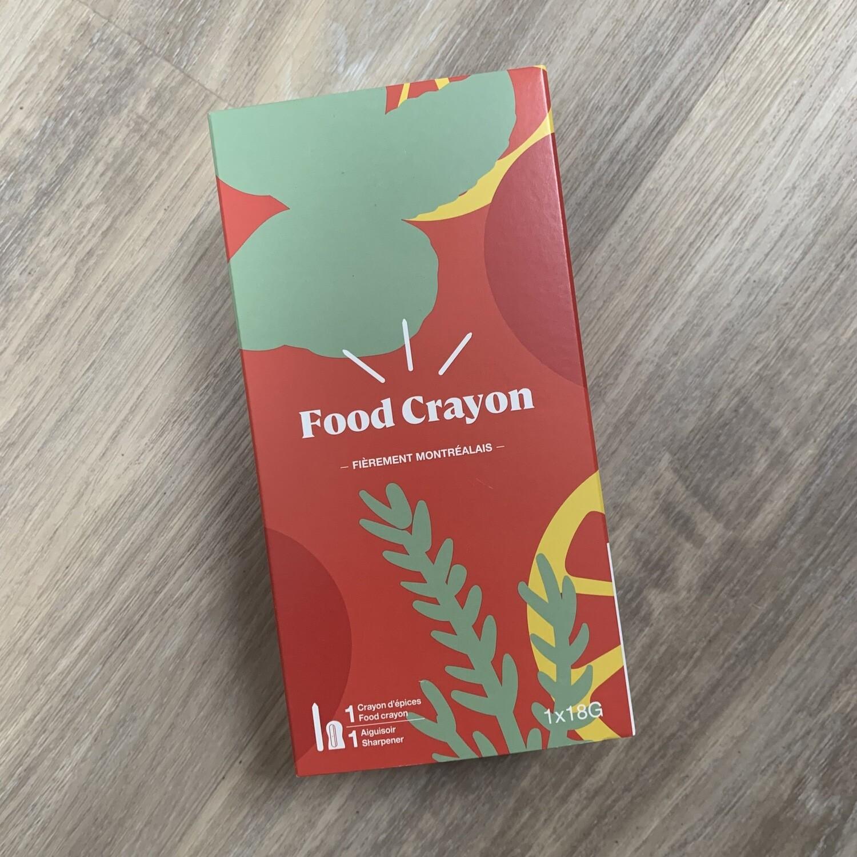Food Crayon Single Box
