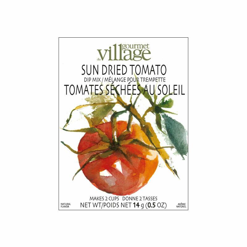 Sundried Tomato Dip Mix