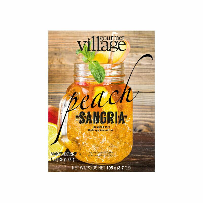 Sangria Peach Drink Mix