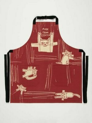BQ Apron - Made From Scratch