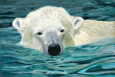 Polar Bear Dip, #4 in the Polar Bear Series
