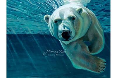 Getting Closer, #1 in the Polar Bear Series