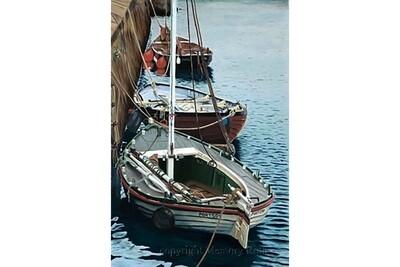 Boats at Portsoy ll
