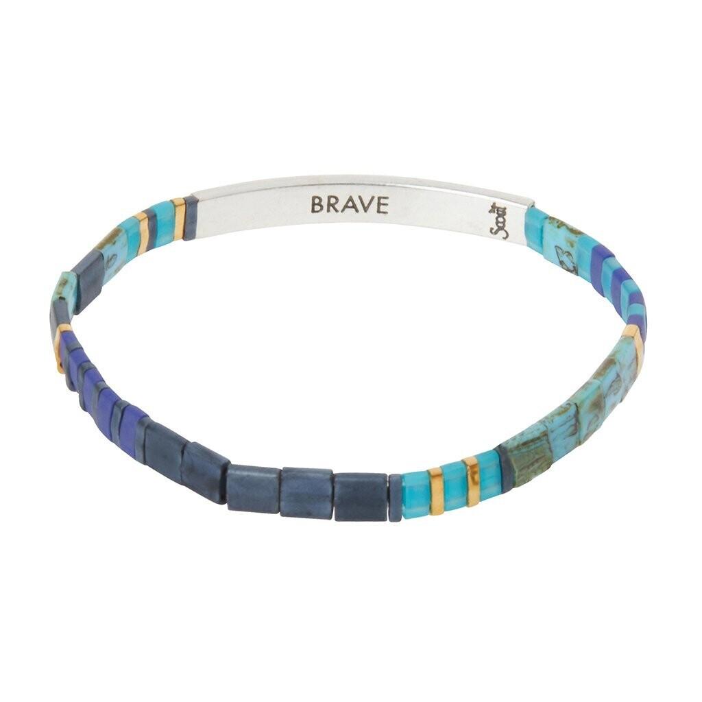 Miyuki Bracelet - Brave