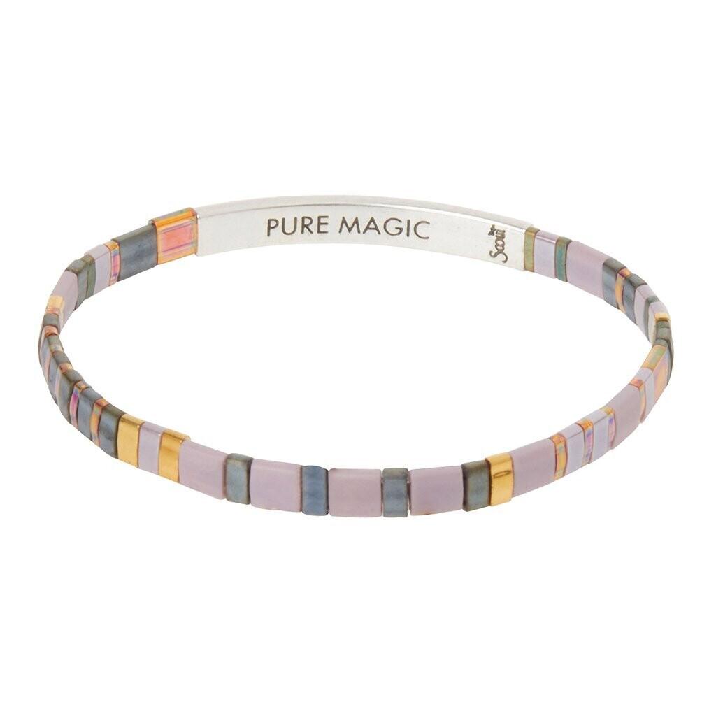 Miyuki Bracelet - Pure Magic