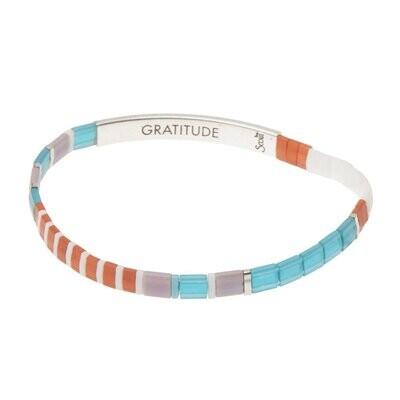 Miyuki Bracelet - Gratitude