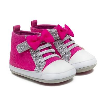 First Kicks Lucy Sparkle Pink