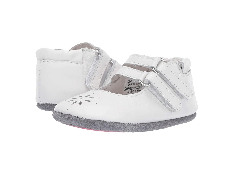 Mini Shoez Audrey White