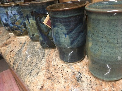 J - July 23 & 24 - Pottery By Diane Gwilliam
