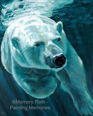 O - Aug 6 & 7 - Memory Roth Artist - Painting Memories
