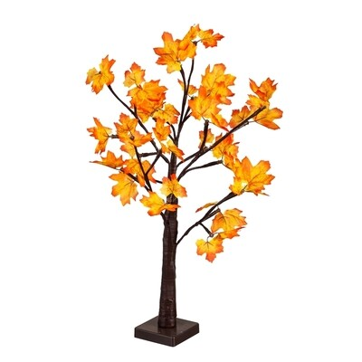 LED Maple Tree with Lights