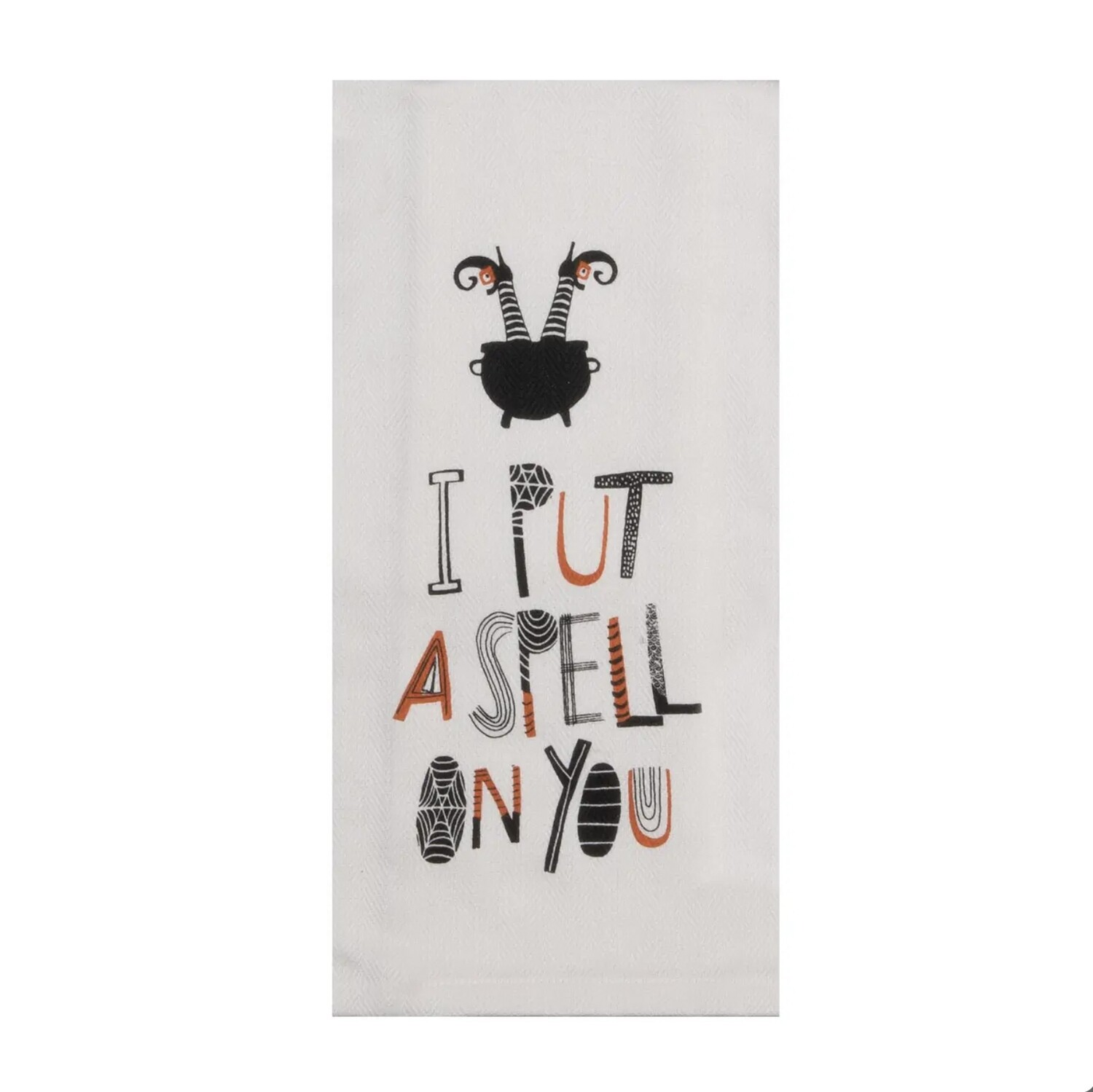 Bewitched Spell on You Tea Towel