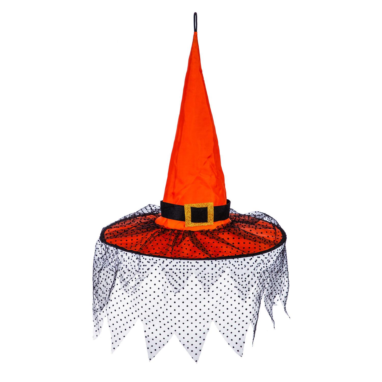 Orange Witch Hat 3D Light