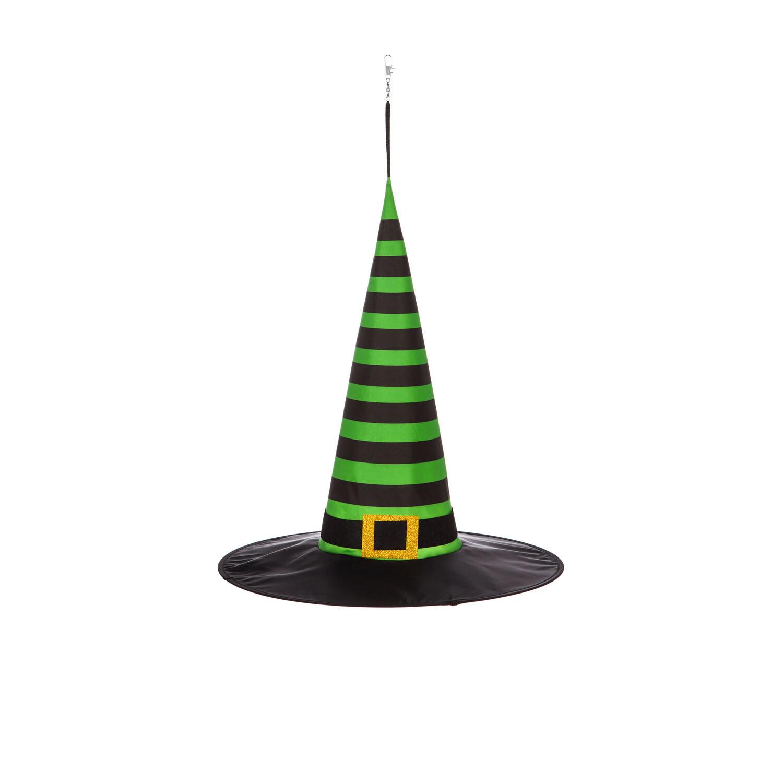 Stripe Witch Hat 3D Light