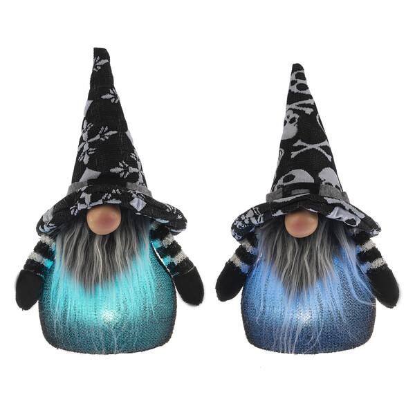 LED Spooky Gnome Small