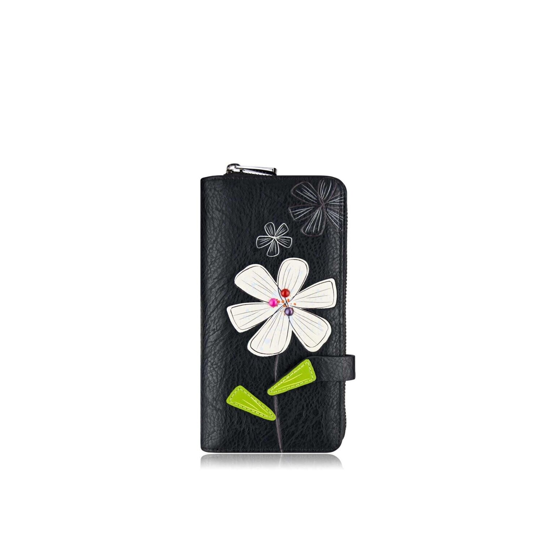 Bloom Clutch Wallet
