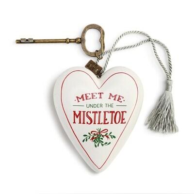 Art Heart - Under the Mistletoe