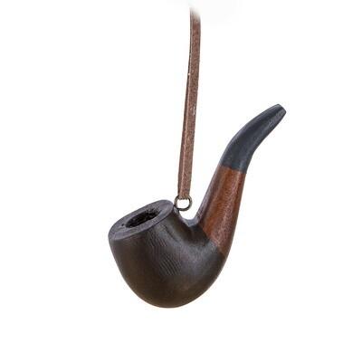Classic Pipe Ornament