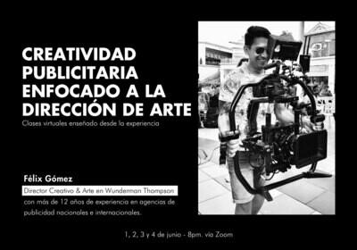 CREATIVIDAD PUBLICITARIA ENFOCADO A LA DIRECCIÓN DE ARTE
