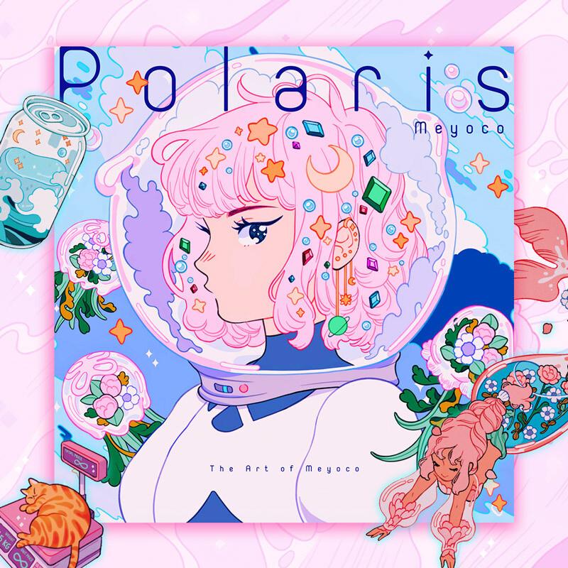 Meyoco《Polaris》畫集