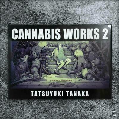 田中達之《CANNABIS WORKS 2》
