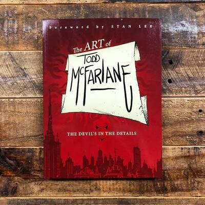 Todd McFarlane《The Art of Todd McFarlane》