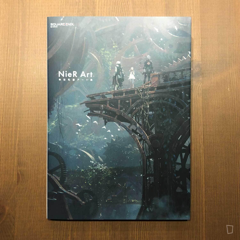 幸田和磨《NieR Art 幸田和磨 Artbook》日本畫集
