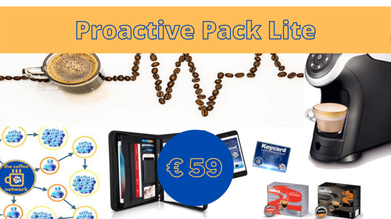 THE COFFEE NETWORK PROACTIVE PACK LITE