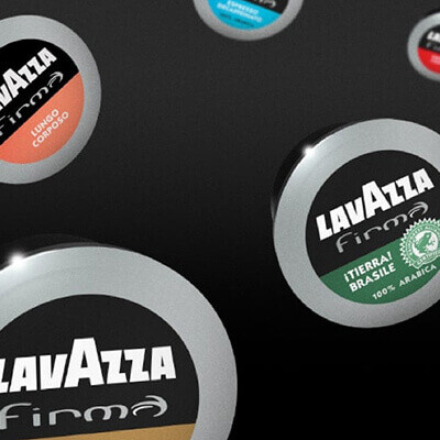 BOX CAPSULE ESPRESSO LAVAZZA FIRMA 48 PEZZI