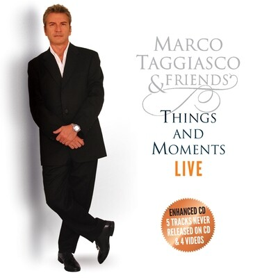 Marco Taggiasco & Friends - Things and Moments LIVE **SPECIAL OFFER**
