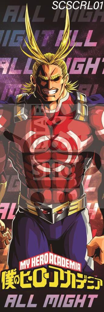 Poster Largo - Anime, Kpop y Videojuegos