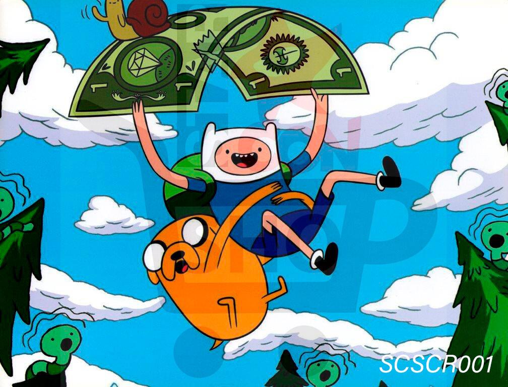 Poster Cromo Chico - Anime, Kpop y Videojuegos