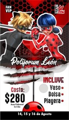 Pase VIP León
