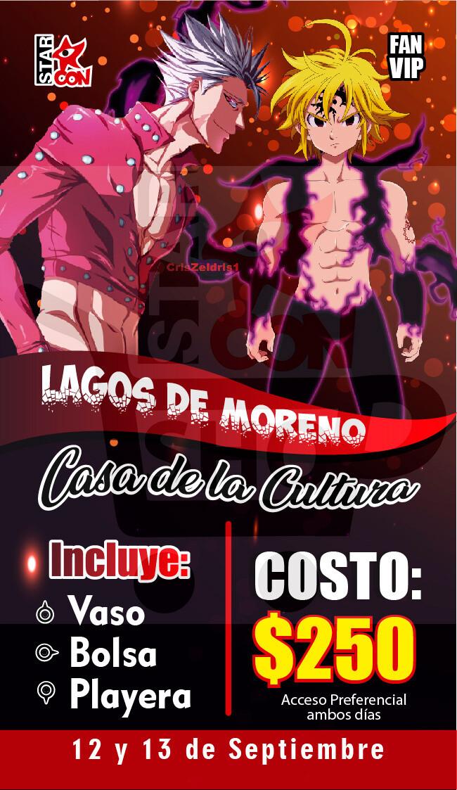 Pase VIP Lagos de Moreno