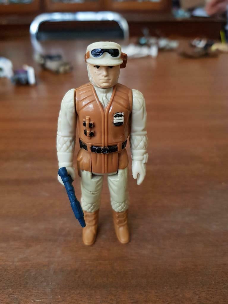 Rebel Soldier - Figura Star Wars Vintage