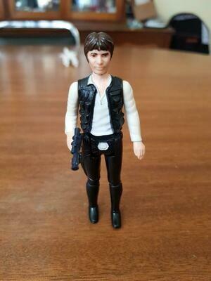 Han Solo - Figura Star Wars Vintage