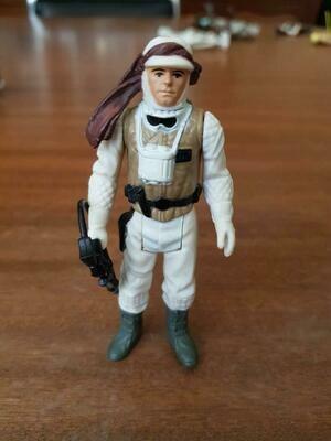 Luke Hoth - Figura Star Wars Vintage