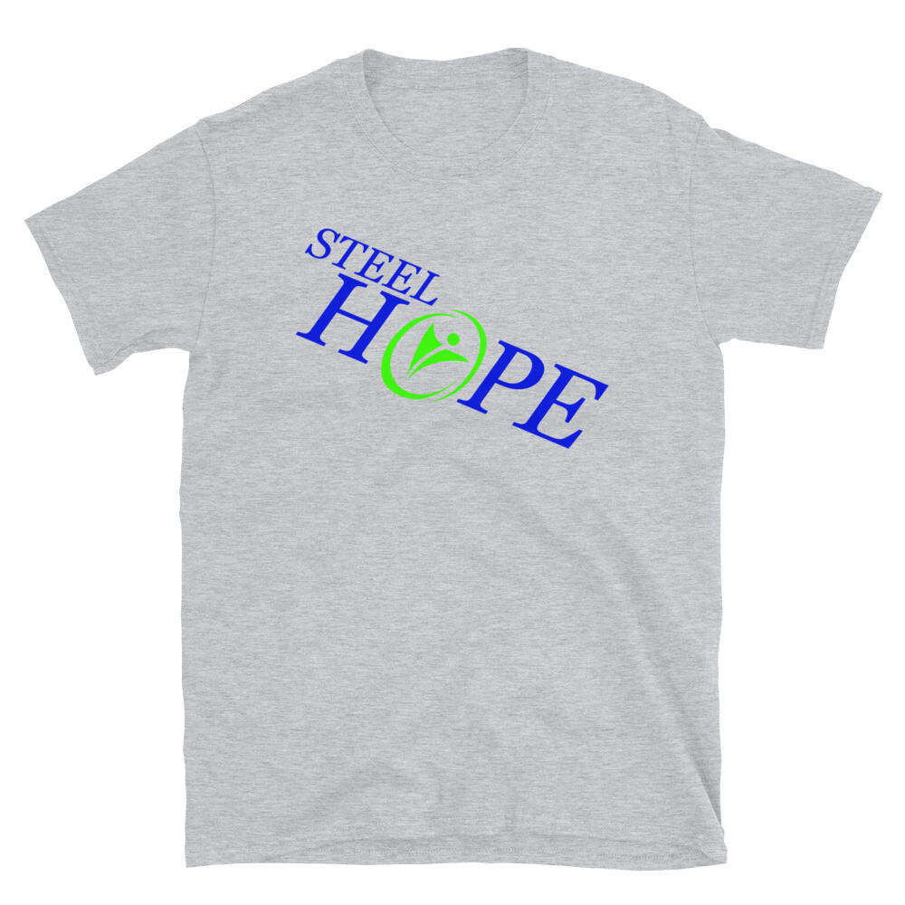 Steel Hope Short-Sleeve Unisex T-Shirt