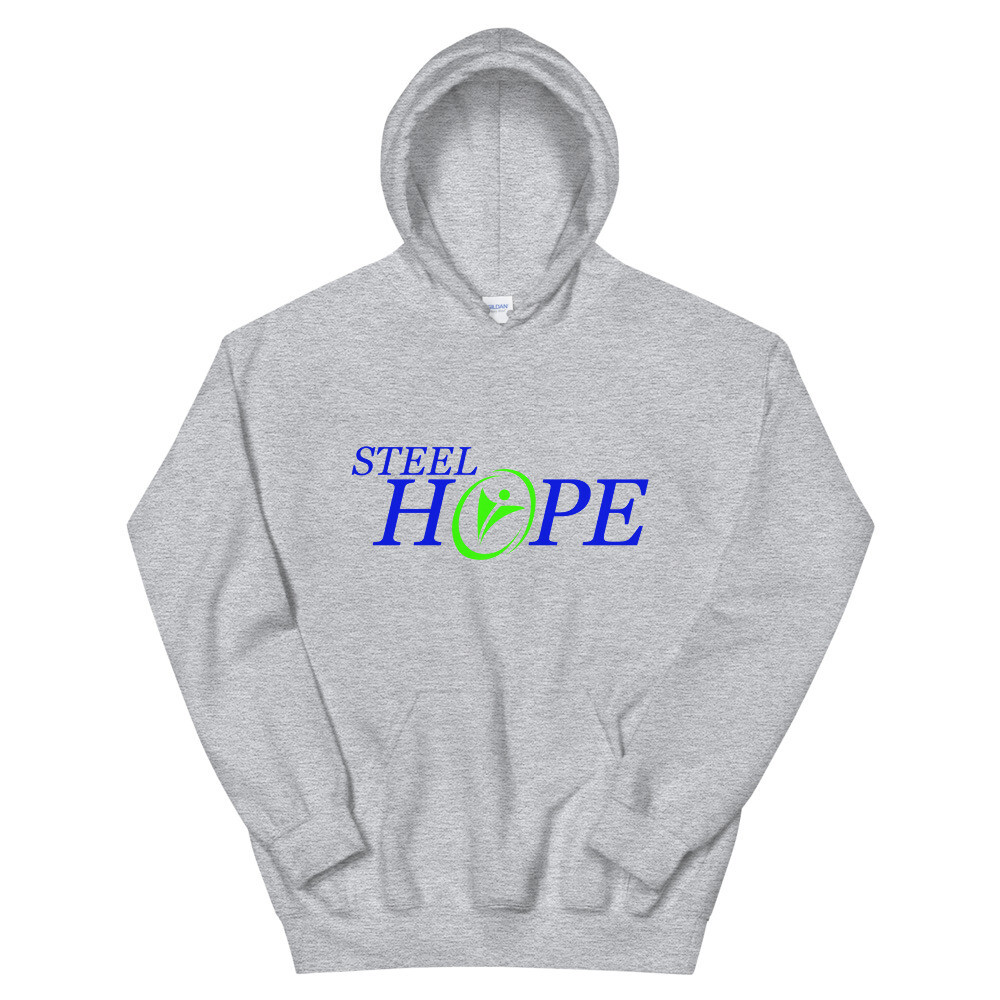 Steel Hope Unisex Hoodie