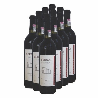 12 Botellas Grenache 2017