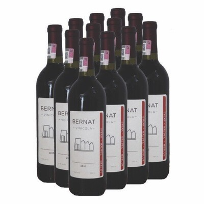12 Botellas Syrah, Malbec & Merlot